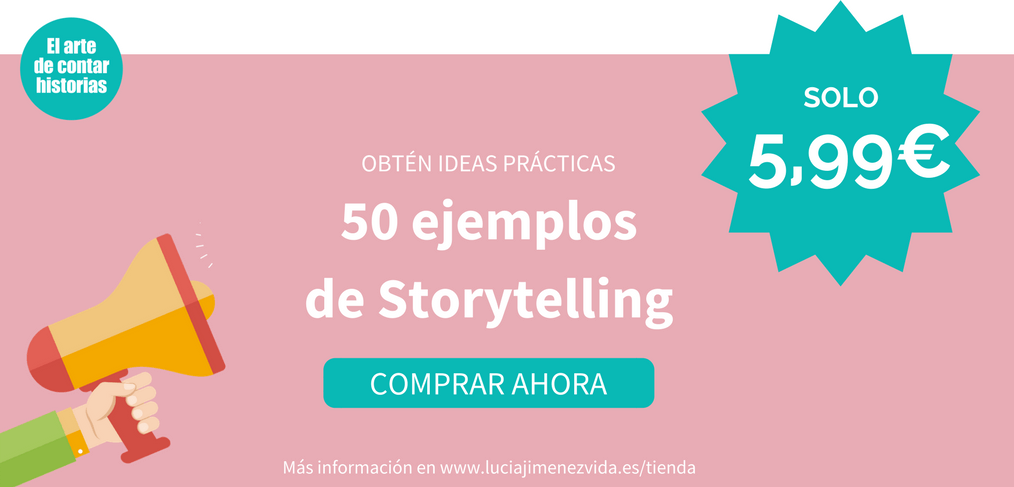 50 ejemplos de Storytelling