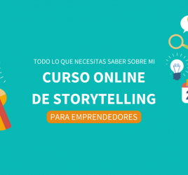 Curso Online de Storytelling para Emprendedores