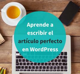 Escribir el artículo perfecto en WordPress