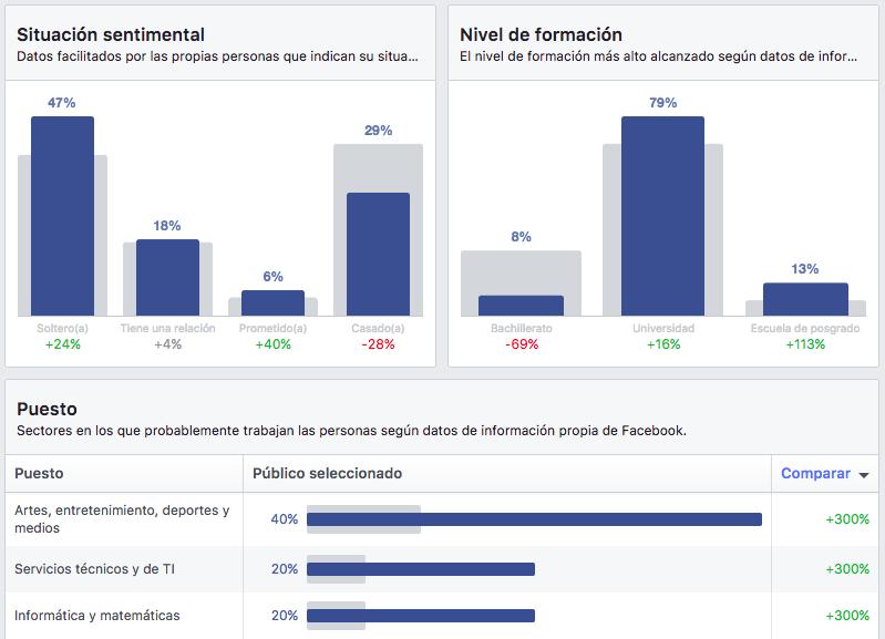 Conoce a tu cliente ideal con Facebook Insights