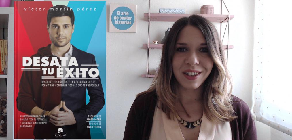 """""""Desata tu éxito"""", de Víctor Martín"""