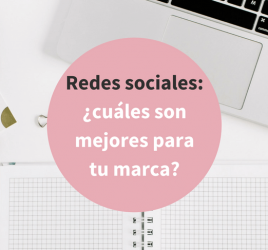 Elegir las redes sociales para tu marca