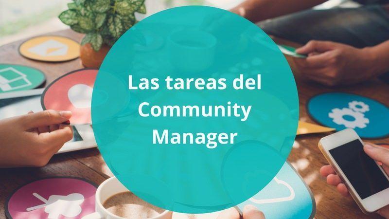 Las tareas del Community Manager