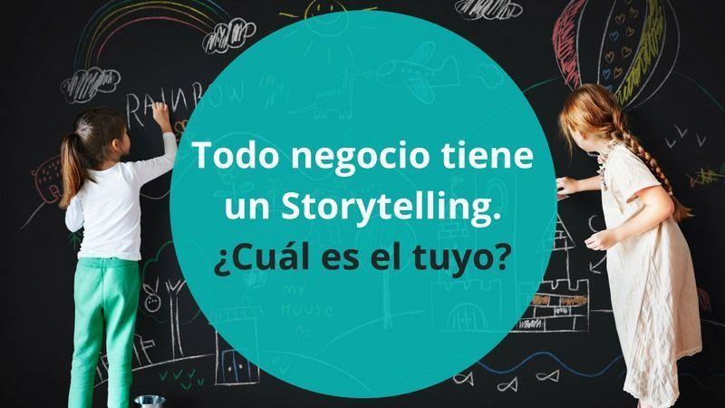 Qué es Storytelling