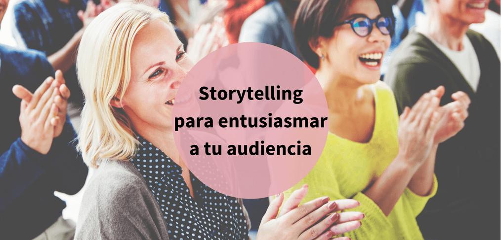 Storytelling para hablar en público