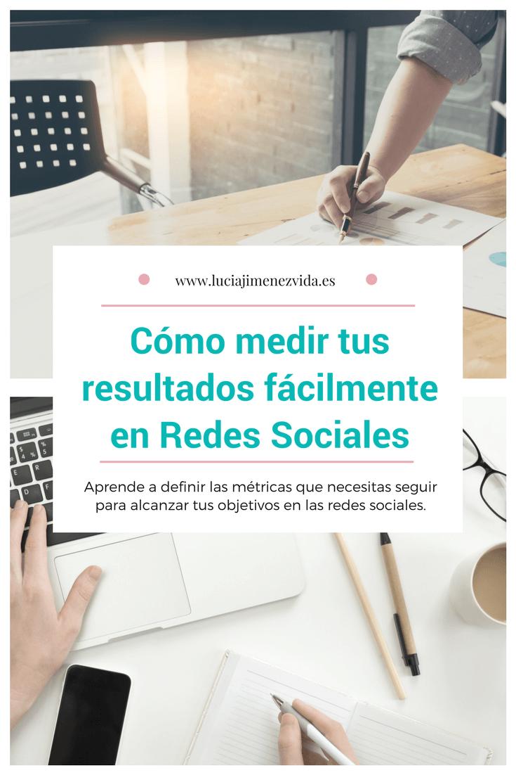 Medir resultados en redes sociales