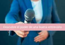 Ganar visibilidad con entrevistas