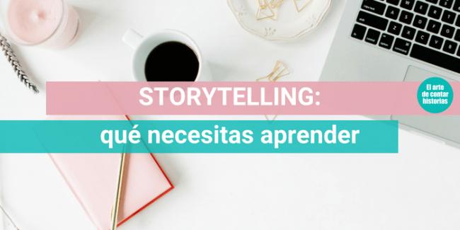 Cómo aprender Storytelling