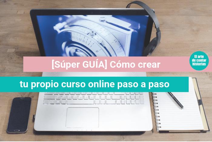 Tutorial] Aprende a crear un curso online » Lucía Jiménez Vida
