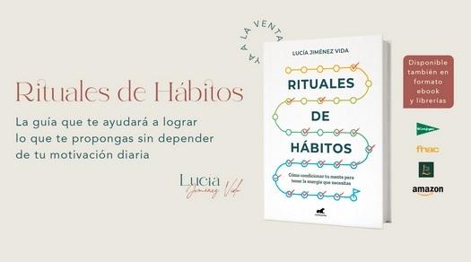 promocion libro rituales de habitos
